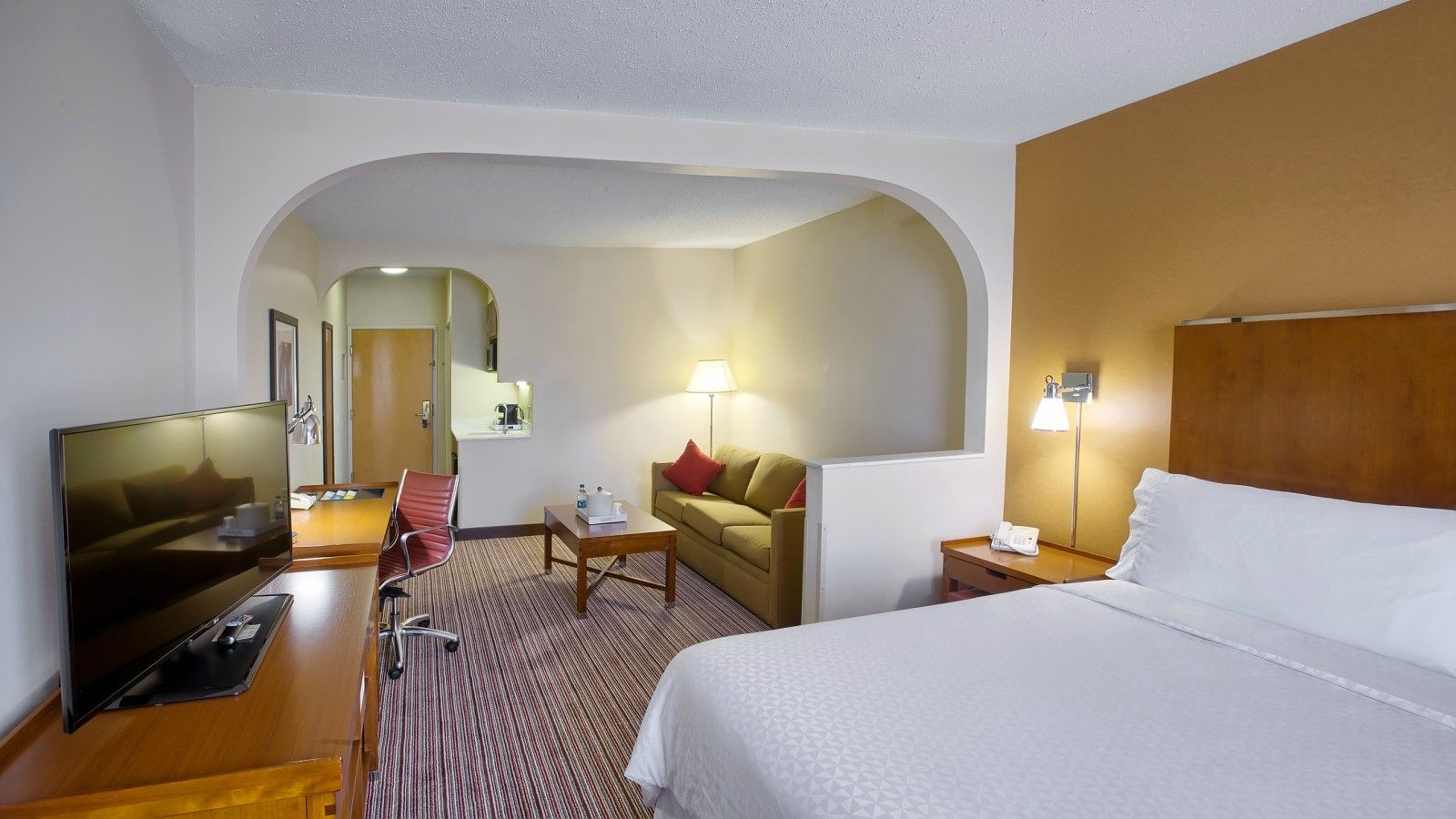 Charlotte Accommodations - Accessible Guest Room