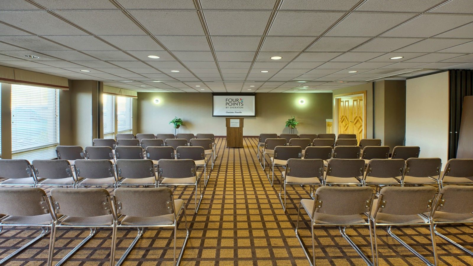 Event Venues in Charlotte, NC - Boardrooms